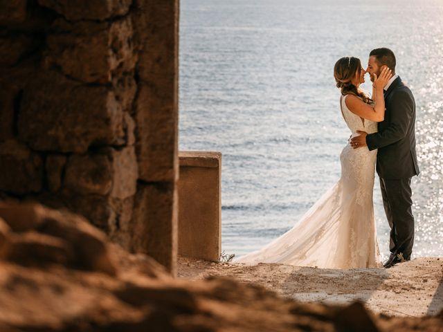 Il matrimonio di Salvatore e Rosaria a Palma di Montechiaro, Agrigento 54