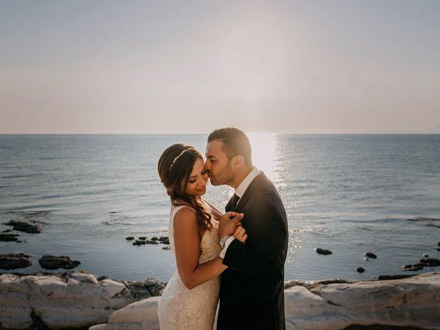 Il matrimonio di Salvatore e Rosaria a Palma di Montechiaro, Agrigento 56