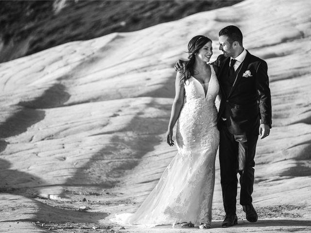 Il matrimonio di Salvatore e Rosaria a Palma di Montechiaro, Agrigento 58