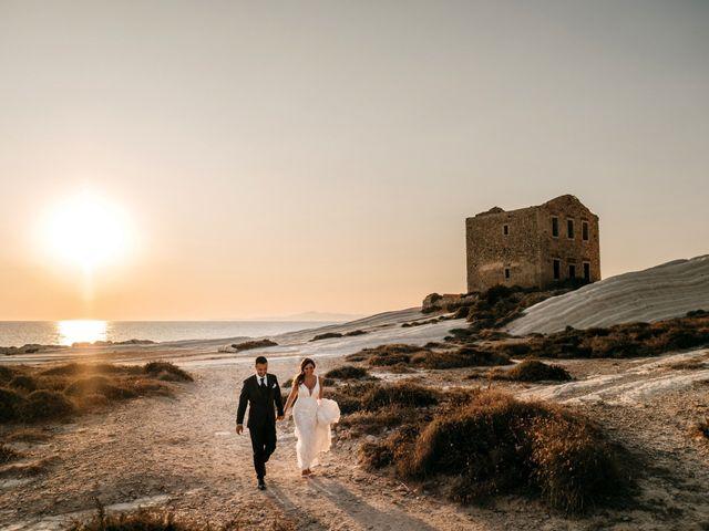 Il matrimonio di Salvatore e Rosaria a Palma di Montechiaro, Agrigento 60