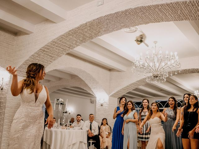 Il matrimonio di Salvatore e Rosaria a Palma di Montechiaro, Agrigento 63