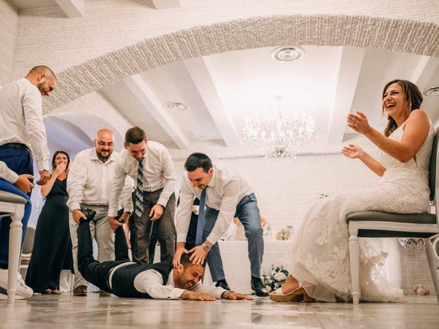 Il matrimonio di Salvatore e Rosaria a Palma di Montechiaro, Agrigento 65