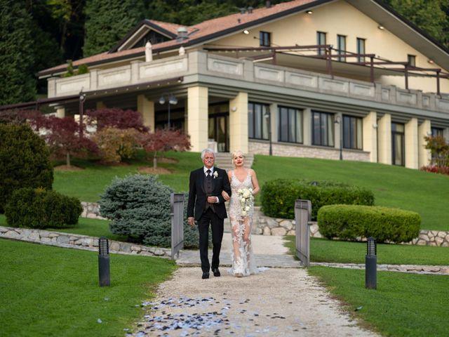 Il matrimonio di Federico e Lucia a Nembro, Bergamo 21