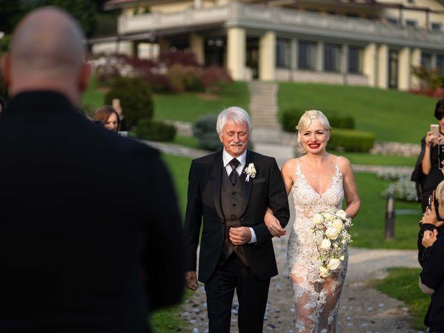 Il matrimonio di Federico e Lucia a Nembro, Bergamo 22