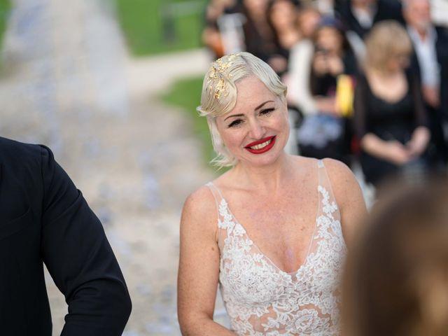 Il matrimonio di Federico e Lucia a Nembro, Bergamo 25