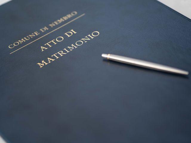 Il matrimonio di Federico e Lucia a Nembro, Bergamo 29