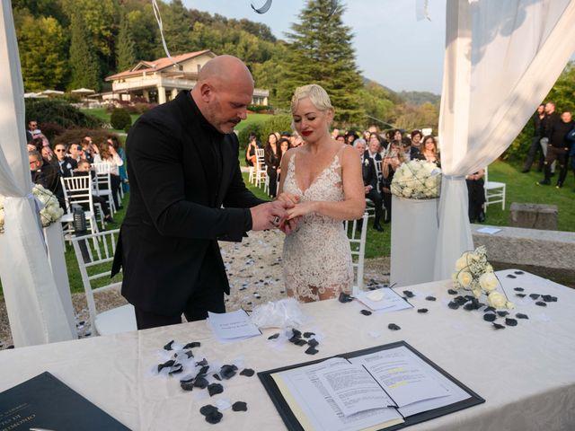 Il matrimonio di Federico e Lucia a Nembro, Bergamo 31