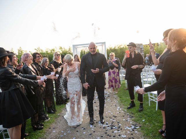 Il matrimonio di Federico e Lucia a Nembro, Bergamo 32