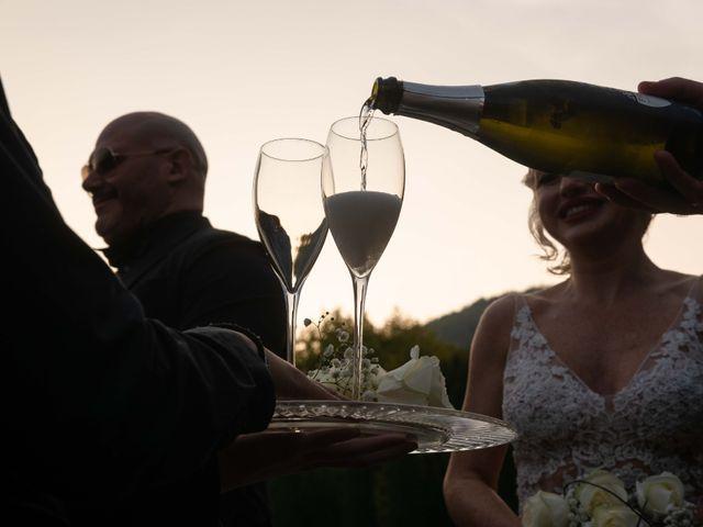 Il matrimonio di Federico e Lucia a Nembro, Bergamo 42