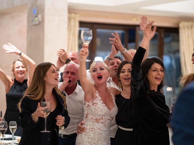 Il matrimonio di Federico e Lucia a Nembro, Bergamo 54