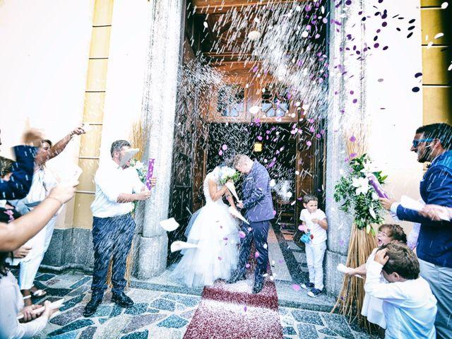 Il matrimonio di Mattia e Sami a Eupilio, Como 14