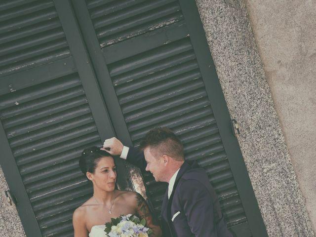 Il matrimonio di Mattia e Sami a Eupilio, Como 19