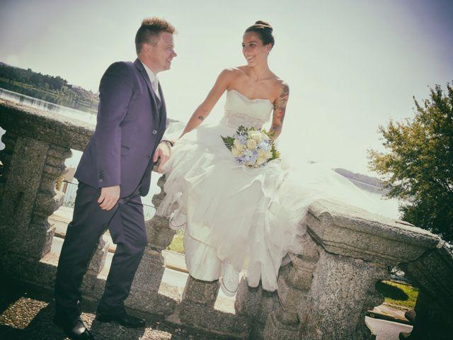 Il matrimonio di Mattia e Sami a Eupilio, Como 20