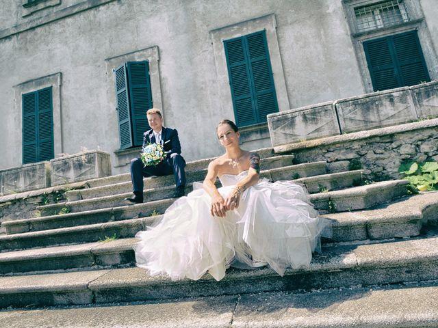 Il matrimonio di Mattia e Sami a Eupilio, Como 21
