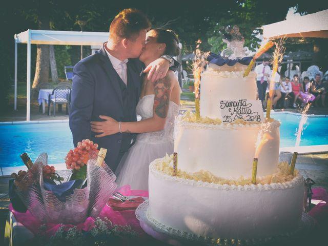 Il matrimonio di Mattia e Sami a Eupilio, Como 25