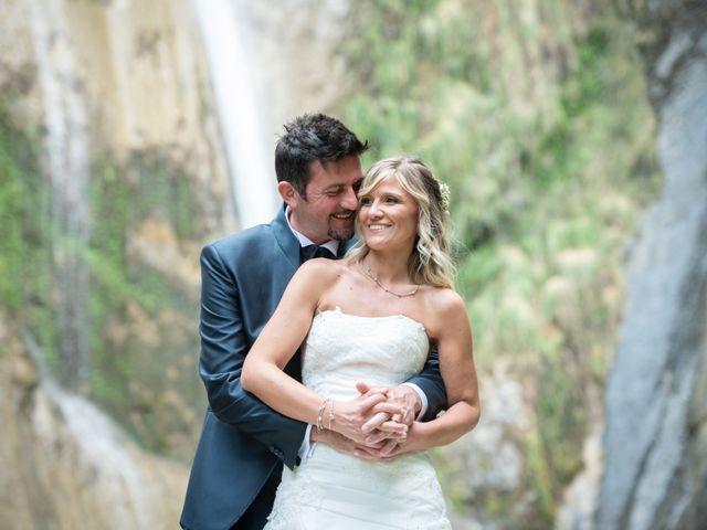 Le nozze di Ylenia e Alberto