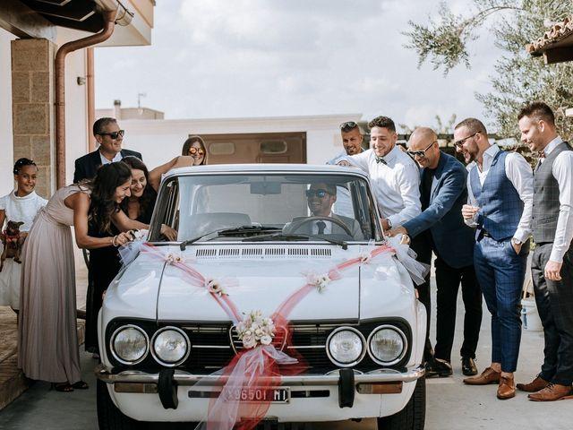 Il matrimonio di Manuel e Rèka a Tricase, Lecce 16