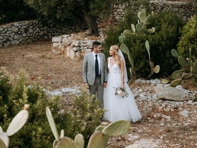 Il matrimonio di Manuel e Rèka a Tricase, Lecce 32