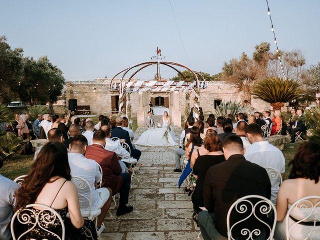 Il matrimonio di Manuel e Rèka a Tricase, Lecce 41