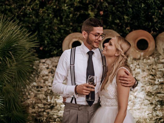 Il matrimonio di Manuel e Rèka a Tricase, Lecce 70