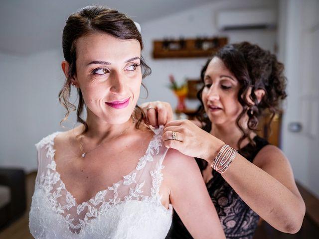 Il matrimonio di Gabriele e Laura a Impruneta, Firenze 14