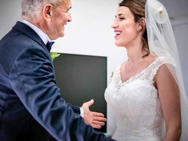 Il matrimonio di Gabriele e Laura a Impruneta, Firenze 16