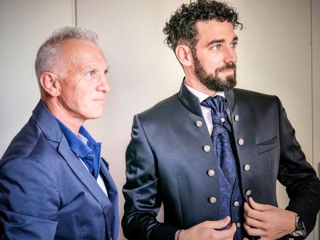 Il matrimonio di Gabriele e Laura a Impruneta, Firenze 27