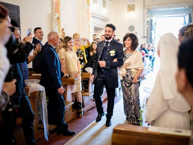 Il matrimonio di Gabriele e Laura a Impruneta, Firenze 30