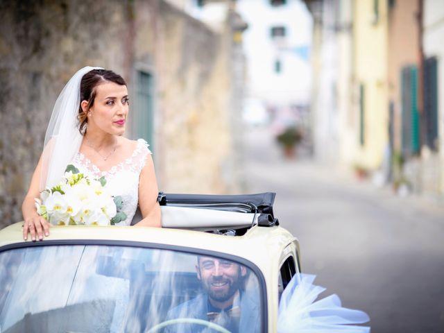 Il matrimonio di Gabriele e Laura a Impruneta, Firenze 31