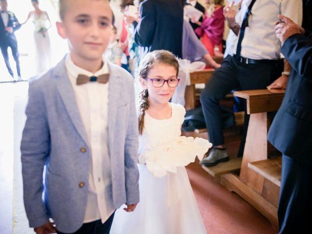 Il matrimonio di Gabriele e Laura a Impruneta, Firenze 32
