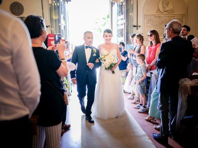 Il matrimonio di Gabriele e Laura a Impruneta, Firenze 33