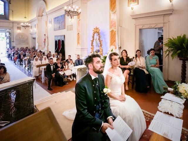 Il matrimonio di Gabriele e Laura a Impruneta, Firenze 35