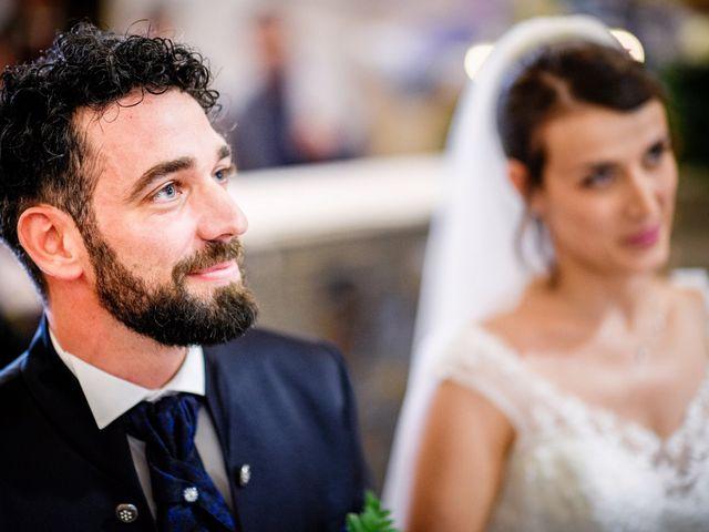 Il matrimonio di Gabriele e Laura a Impruneta, Firenze 38