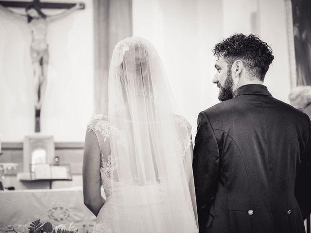 Il matrimonio di Gabriele e Laura a Impruneta, Firenze 41