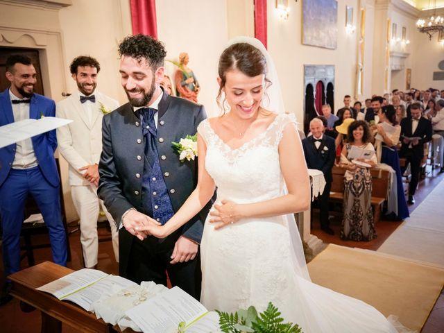 Il matrimonio di Gabriele e Laura a Impruneta, Firenze 43