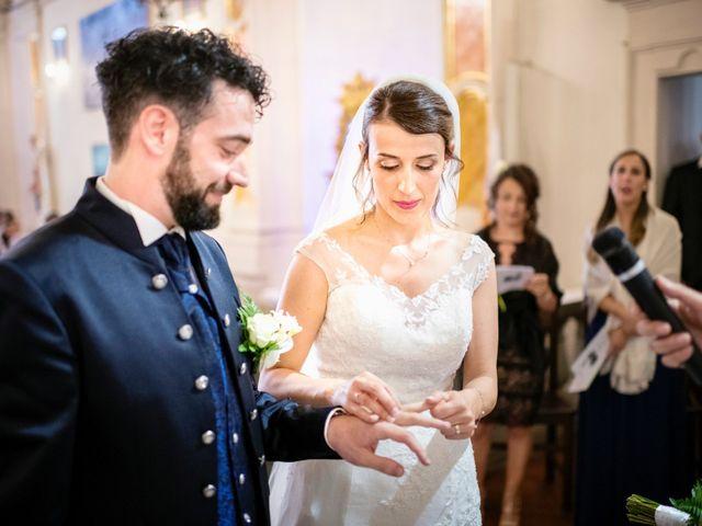 Il matrimonio di Gabriele e Laura a Impruneta, Firenze 48