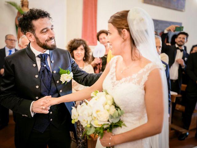 Il matrimonio di Gabriele e Laura a Impruneta, Firenze 50