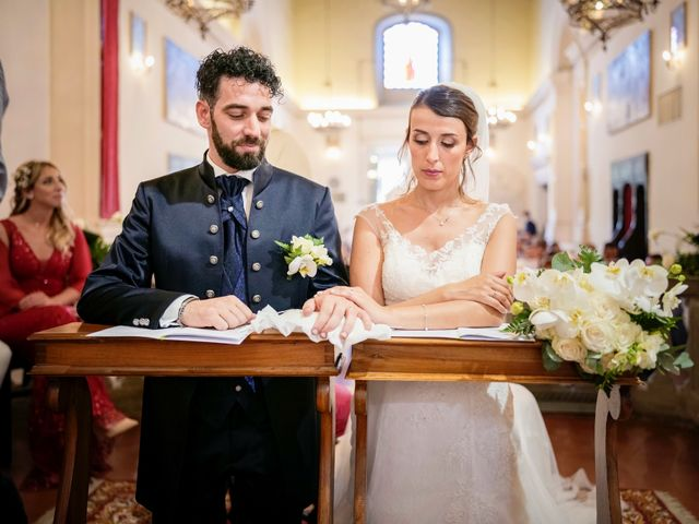 Il matrimonio di Gabriele e Laura a Impruneta, Firenze 51