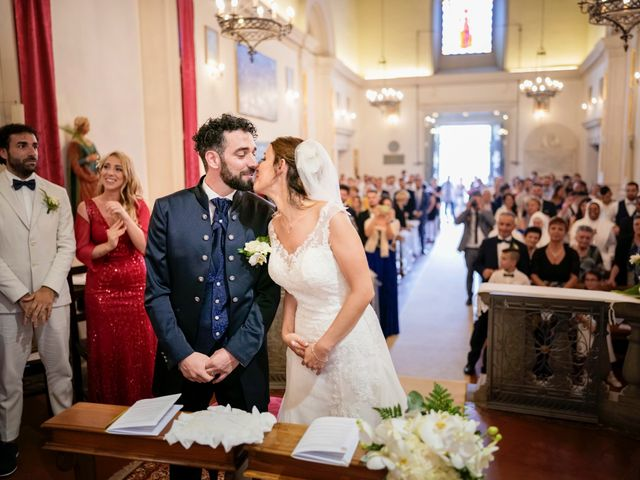 Il matrimonio di Gabriele e Laura a Impruneta, Firenze 52