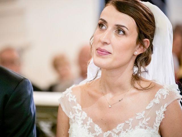 Il matrimonio di Gabriele e Laura a Impruneta, Firenze 54