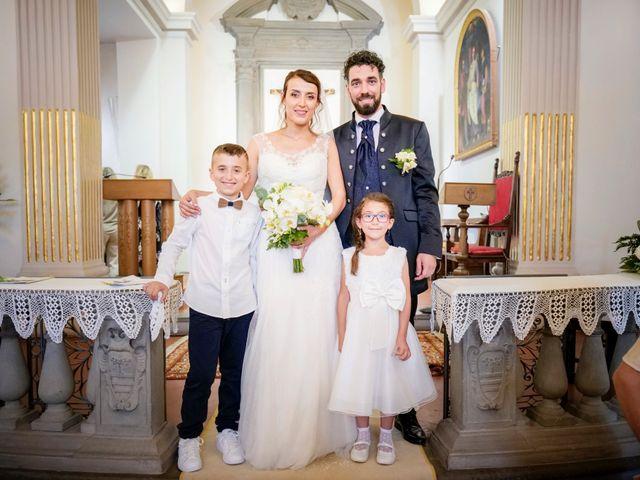 Il matrimonio di Gabriele e Laura a Impruneta, Firenze 55