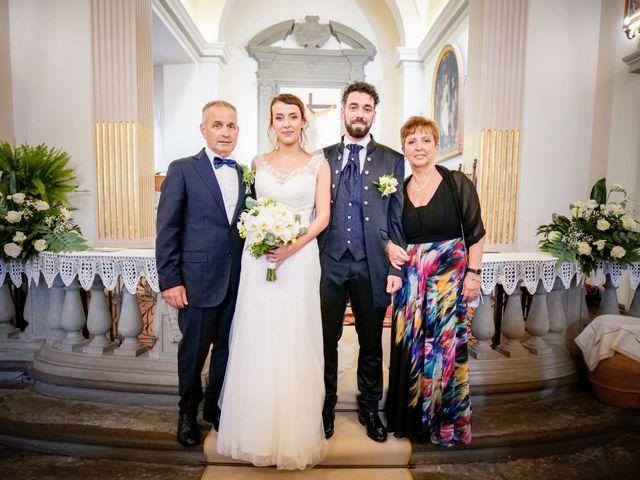 Il matrimonio di Gabriele e Laura a Impruneta, Firenze 56