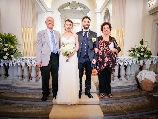 Il matrimonio di Gabriele e Laura a Impruneta, Firenze 57