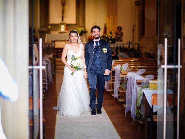 Il matrimonio di Gabriele e Laura a Impruneta, Firenze 59