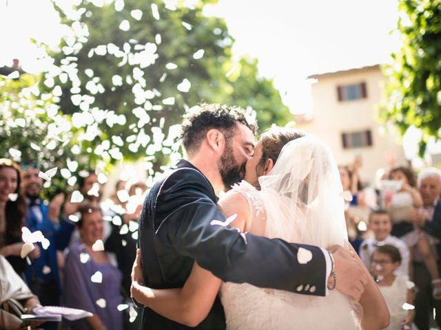Il matrimonio di Gabriele e Laura a Impruneta, Firenze 60