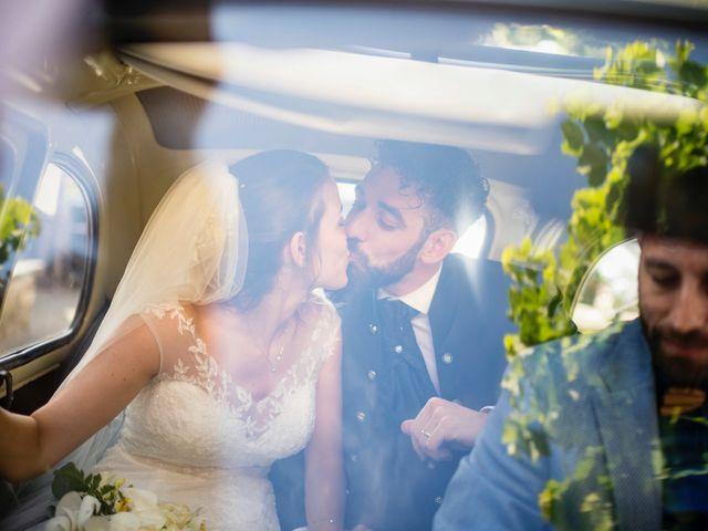 Il matrimonio di Gabriele e Laura a Impruneta, Firenze 63