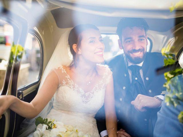 Il matrimonio di Gabriele e Laura a Impruneta, Firenze 64