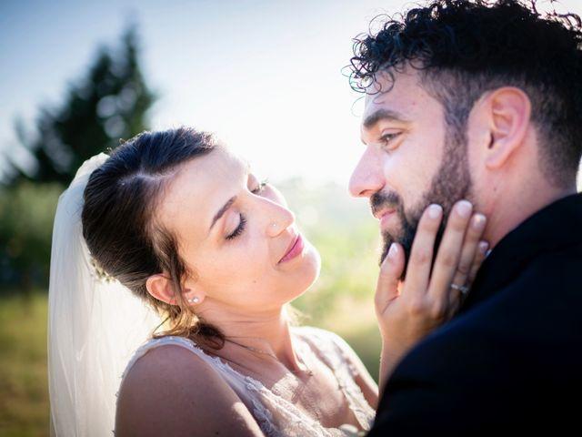 Il matrimonio di Gabriele e Laura a Impruneta, Firenze 68