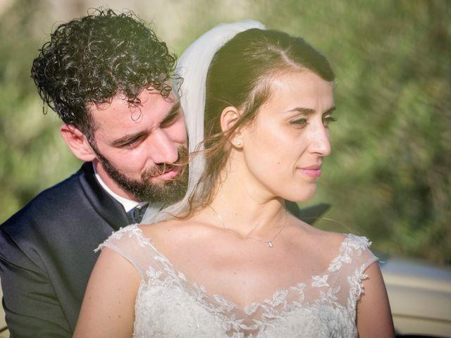 Il matrimonio di Gabriele e Laura a Impruneta, Firenze 70