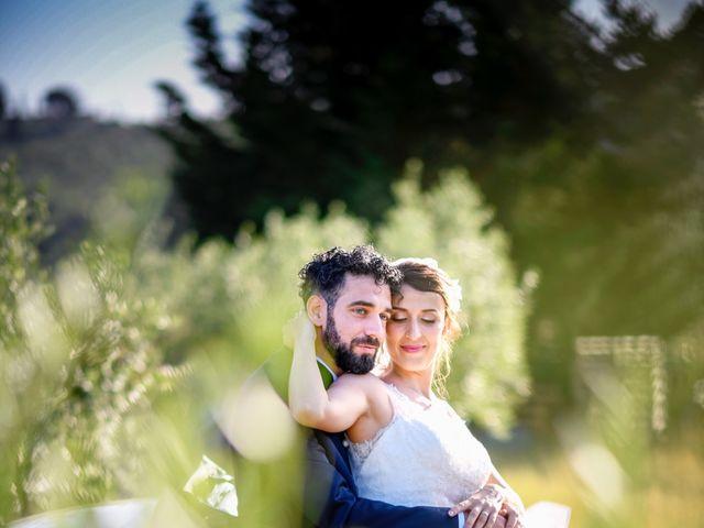 Il matrimonio di Gabriele e Laura a Impruneta, Firenze 74